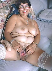 EXCLUSIVE GRANNY and OLD MATURE 3
