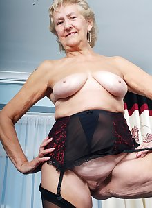 EXCLUSIVE GRANNY and OLD MATURE 8