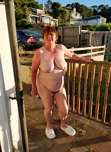 EXCLUSIVE GRANNY and OLD MATURE 14
