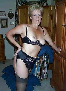 Mature Amateurs in Stockings 4