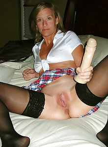 Mature Amateurs in Stockings 12
